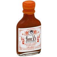 FRANKIE VS KITCHEN 257901 3.3 oz. Sauce Organce Habanero