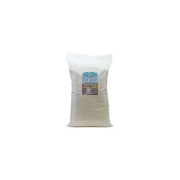 Fine Ground Celtic Sea Salt – (1) 22 Pound Bag of Nutritious, Classic Sea Salt, Great for Cooking, Baking, Pickling, Finishing and More, Pantry-Friendly, Gluten-Free, Kosher and Paleo-Friendly