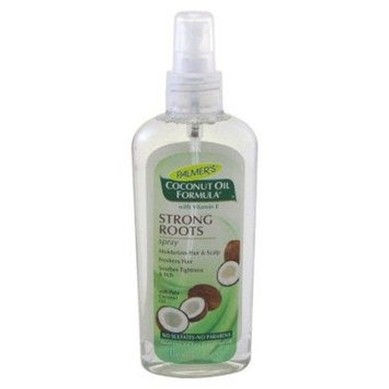Palmer's Coconut Oil Formula Strong Roots Spray, 5.1 fl. oz., Pack of 2