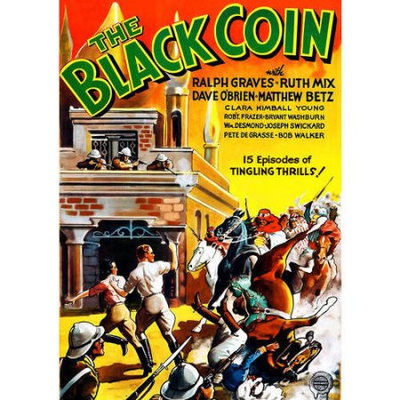 Fye Black Coin DVD