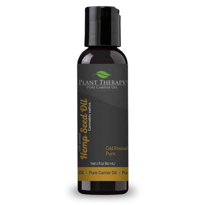 Plant Therapy Hemp Seed Cold-Pressed Carrier Oil 2 fl. oz.