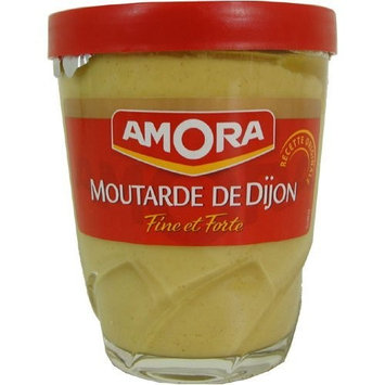 Amora Dijon Mustard - Fine and Strong - 5.3 oz jar, One