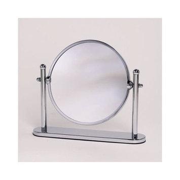 GATCO 1391 Table Mirror, chrome