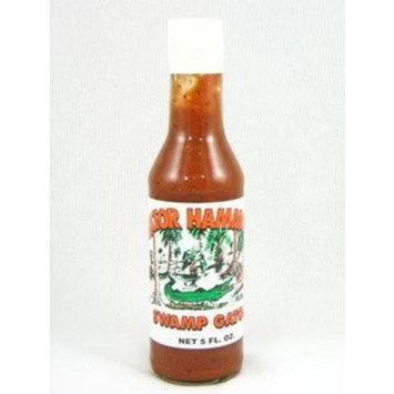 Gator Hammock Swamp Gator Hot Sauce 5oz.