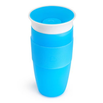 Munchkin Miracle 360 14oz Sippy Cup Blue