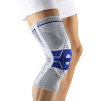 Bauerfeind 11041403080706 GenuTrain P3 Knee Support - Titanium - Size Left 6