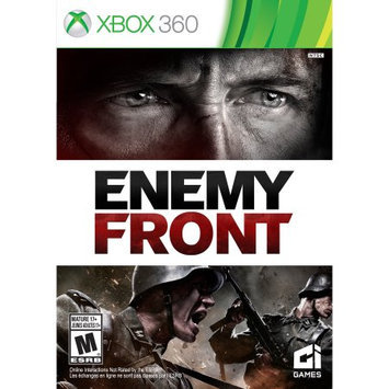 City Interactive Xbox 360 Enemy Front