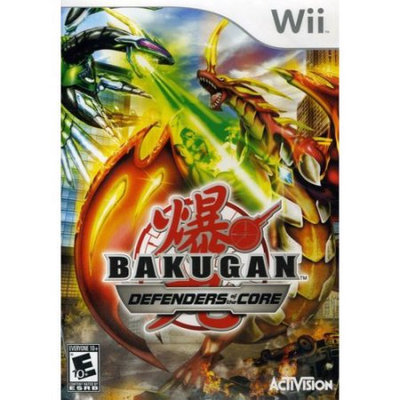Activision Bakugan 2: Defenders of the Core Wii 76494