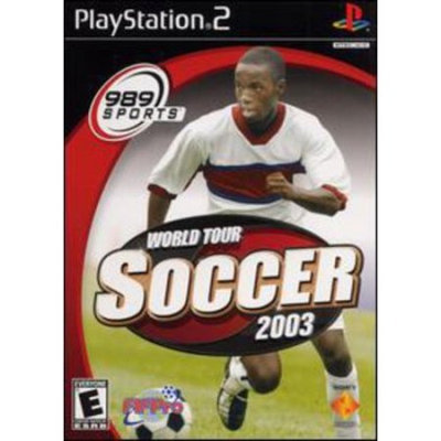 Sony World Tour Soccer 2003