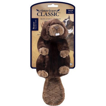 Jakks Pacific American Classic Beaver Small Dog Toy