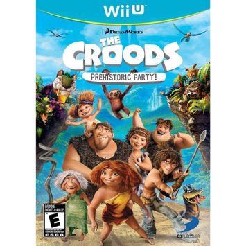 D3 Publishing D3 Publisher Of America 35002 Croods Prehistoric Party Wii U