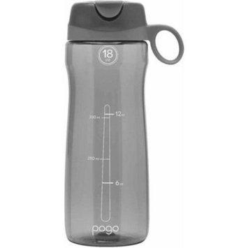 Portable Beverage Bottle Pogo Blue Grey