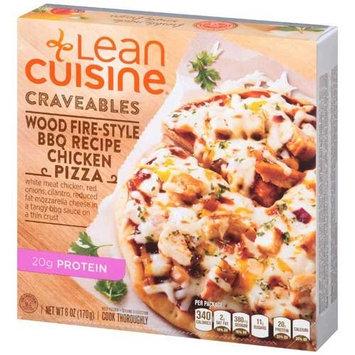 Lean Cuisine Barbecue Recipe Chicken Pizza, 6 Ounce - 8 per case.