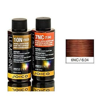Joico Lumishine Demi Permanent Liquid Color - 6NC/6.04 - 2 oz