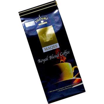 Suzuki MAQEE Espresso Gourmet Arabica Coffee Ground - MAQEE Royal Blend Espresso , 7oz