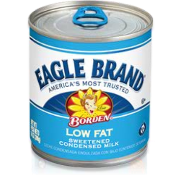 Eagle Family Foods Eagle Brand Low-Fat Sweetened Condensed Milk, 14 Oz
