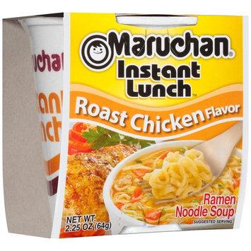 Maruchan Instant Lunch Chicken Ramen Noodle Soup, 2.25 oz (10 Packs)