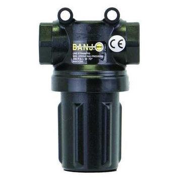BANJO LSTM05080 Mini T Line Strainer, 1/2 In, 80 Mesh