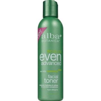 alba Botanica Natural Even Advanced Facial Toner, 6 OZ