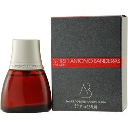 Spirit By Antonio Banderas Edt Spray .5 Oz