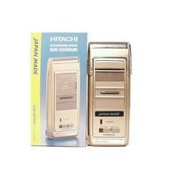 Hitachi Rechargeable Shaver (Made in Japan)