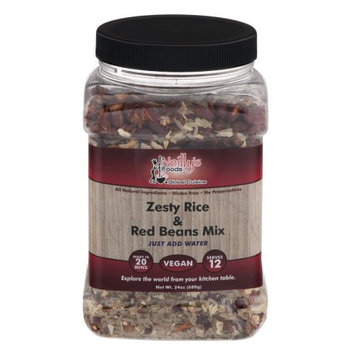 Zesty Rice and Red Beans Mix (24oz) …