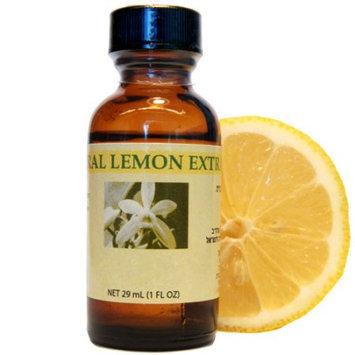 Bakto Flavors Lem0001 Natural Lemon Extract Pack of 3
