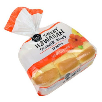 Sam's Choice Hawaiian Slider Buns, 12oz, 12 ct