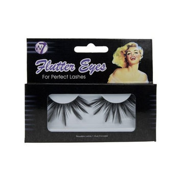 W7 Cosmetics W7 Flutter Eyes Reusable False Eyelashes - 50