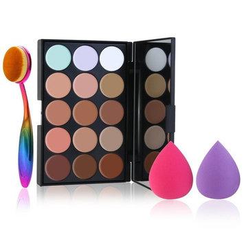 Contour Kit, ETEREAUTY Cream Contour Palette and Highlight Makeup 15 Colors