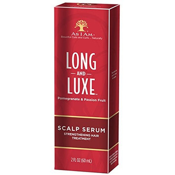AS I AM LONG AND LUXE SCALP SERUM STRENGTHENING TREATMENT 2 OZ
