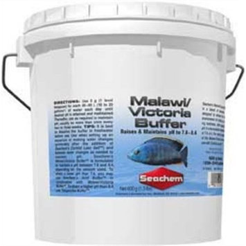 Seachem Laboratories ASM299 Malawi and Victoria Buffer 4kg