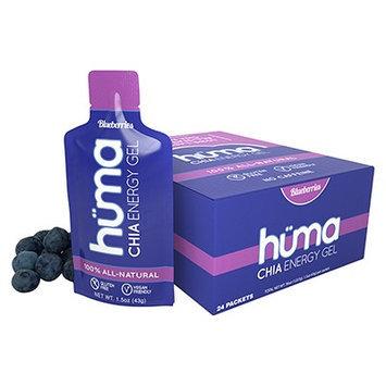 Huma Gel - Chia Energy Gel Blueberries - 1.6 oz.
