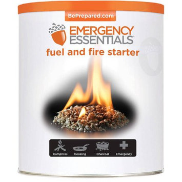 Emergency Essentials Fired Up! Fuel and Fire Starter, 2.5 lbs, Large Can