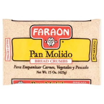 Faraon Foods Faraon Bread Crumbs, 15 oz