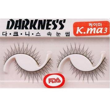Darkness False Eyelashes K-ma 3 [Kma 3]