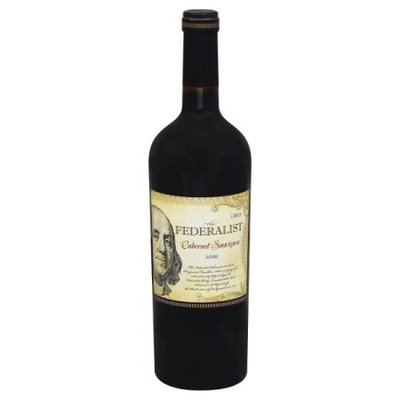 2 Sons Winery The Federalist 1776 Cab Sauv 750ml