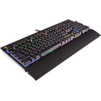 Corsair Gaming STRAFE RGB Mechanical Gaming Keyboard - Cherry MX Red Model CH-9000227-NA