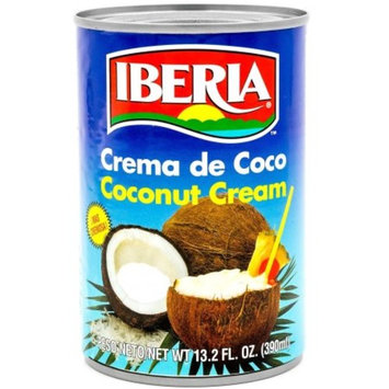 Iberia Coconut Cream, 13.2 Fl Oz