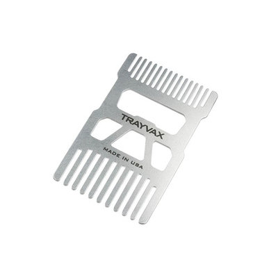 Trayvax Shift - Wallet Comb