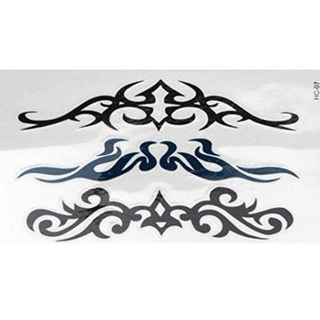 Temporary Tattoos Stickers, CYCTECH Fake Tattoo for Unisex Waterproof Stickers for Body Art