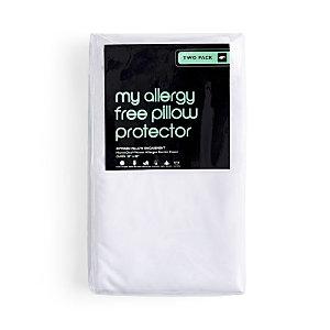 Bloomingdale's Allergy Blocker Pillow Protector, Standard
