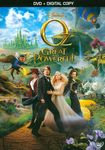Oz The Great and Powerful DVD Combo (DVD/Digital Copy)