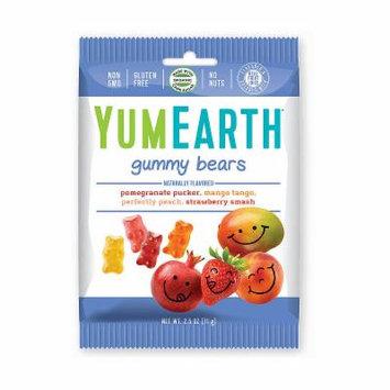 YumEarth Gummy Bears - 2.5 oz - 12 Count