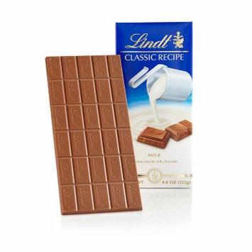 Lindor Classic Recipe Milk Chocolate Truffle Bar -4.4 oz - 12 Count