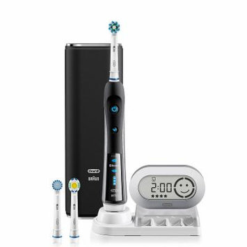 Oral B Precision 7000 Power Toothbrush Black