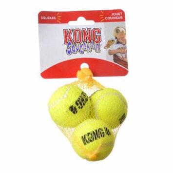 Kong Air Kong Squeakers Tennis Balls Small - 2