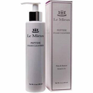 Le Mieux Peptide Foam Cleanser 6 oz - New in Box