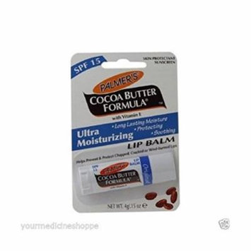 Palmer's Cocoa Butter Formula Lip Balm 0.15 oz (Pack of 2)
