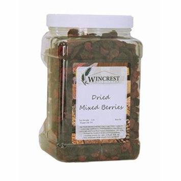Dried Mixed Berries - 2 Lb Tub